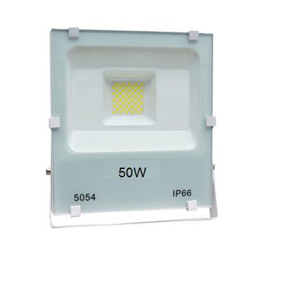 Projecteur LED SMD 50W blanc 018 Lumière blanche (6500k)