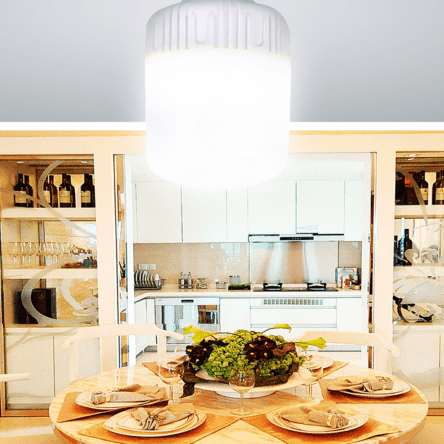 T30 Lampe LED Base E27 30W Lumière Blanche (6500k)
