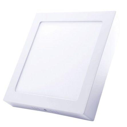 Spot LED Apparent – 18W Carré lumière blanche (6500k)