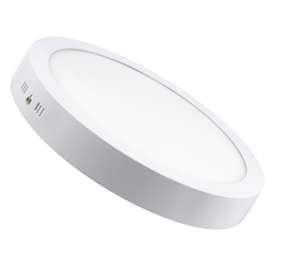 Spot LED Apparent – 18W rond lumière blanche (6500k)