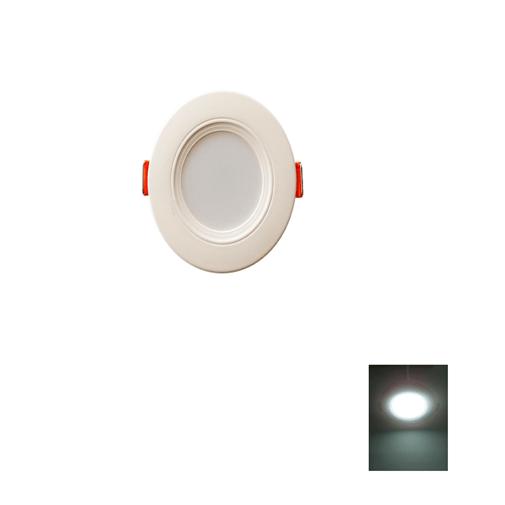 Spot LED Encastrable – 3W Rond Down Light SMD – Lumière Blanche (6500k)